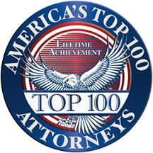 Joseph LaTona America's Top 100 Attorneys Lifetime Achievement
